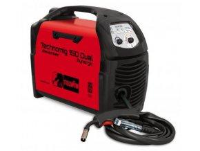 TECHNOMIG 150 Dual Synergic svářečka CO2  + Dárek dle vlastního výběru