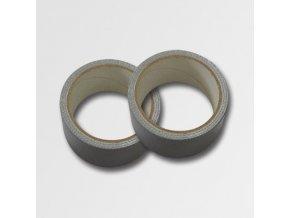 Lepící páska - stříbrná  Duct tape 50 mm x 10 m