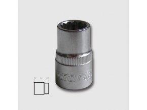 """Hlavice dvanáctihraná 1/2"""" 10mm"""