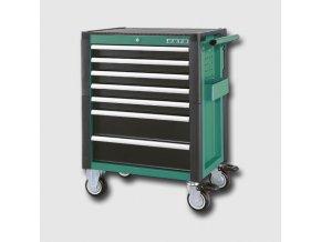 Montážní vozík na nářadí kovový 716x495x1009mm  + Dárek dle vlastního výběru