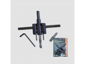 Vykružovák nastavitelný 30-120mm