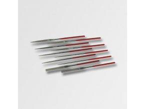 Sada jehlových pilníků s diam. povrchem 10díl