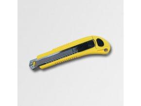 Nůž ulamovací pogumovaný 18 mm
