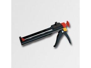 Pistole na tmel PVC polouzavřená