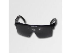 Brýle černé