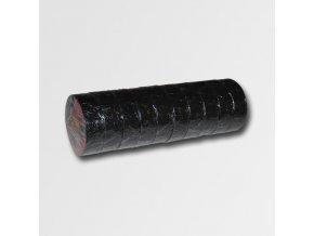 Páska izolačních PVC 19mmx10m černá bal/10ks (cena za 1ks)