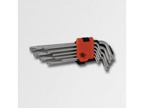 Sada torx s otvorem T10-T50 9 dílů (P16615)