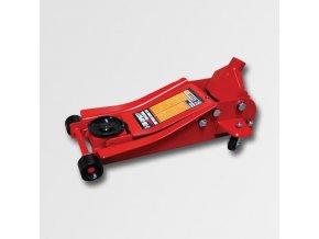 Hydraulický zvedák pojízdný, nízký profil 2,5T  + Dárek dle vlastního výběru