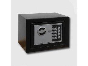 Trezor s numerickým kódem  230x170x170mm