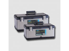 Box 2V1 plast-nerez XT90000+XT90001