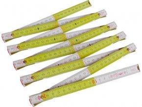 metr skládací dřevěný METRIE, 1m, EXTOL PREMIUM