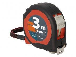 metr svinovací, 3m, š. pásku 19mm, EXTOL PREMIUM
