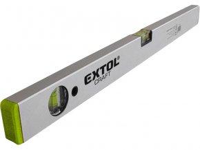 vodováha kovová, 600mm, EXTOL CRAFT