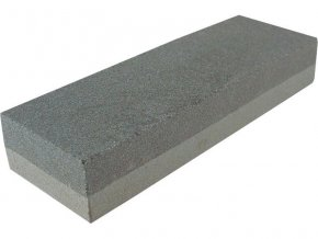 brousek dělený, 2 zrnitosti, 200x50x25 mm, hrubost 120/180, EXTOL CRAFT