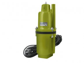čerpadlo membránové hlubinné ponorné, 300W, 1400l/hod, 10m, EXTOL CRAFT
