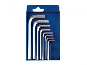 imbus klíče, sada 8ks, 2-2,5-3-4-5-6-8-10mm, CrV, EXTOL CRAFT