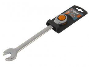 klíč ráčnový očkoplochý, 72 zubů, 13mm, CrV, EXTOL PREMIUM