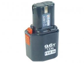 baterie akumulátorová 9,6V pro 8891103