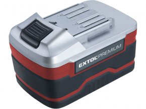 baterie akumulátorová 18V, Li-ion, 3000mAh, pro 8891220, 8891110, 8891111, 88911112, 8891113, EXTOL PREMIUM