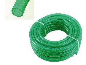 """hadice zahradní průhledná GARDEN, 1"""", 25m, 320g/m, EXTOL PREMIUM"""