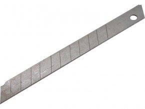 břity ulamovací do nože, 18mm, 10ks, EXTOL CRAFT