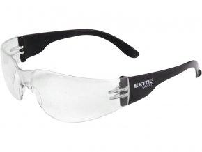 brýle ochranné, čiré, univerzální velikost, EXTOL CRAFT