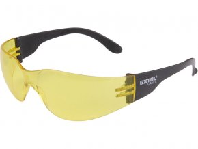 brýle ochranné, žluté, univerzální velikost, EXTOL CRAFT