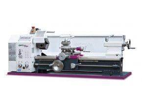 OPTIturn TU 2807 (230V) Stolní soustruh na kov  + Dárek dle vlastního výběru