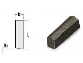 Upichovací destičky (pro nůž č. 37), šířka 4,5 mm