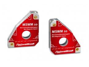 Permanentní svařovací úhlový magnet MSWM 10
