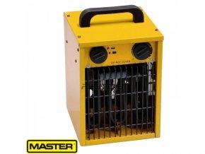 Topidlo elektrické s ventilátorem (domácí použití) MASTER B 3 ECA