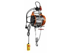 Elektrický lanový kladkostroj ESW 500  + Dárek dle vlastního výběru