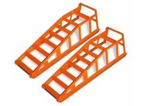 Montážní rampy KR 2001 - set 2 ks  + Dárek dle vlastního výběru