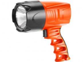svítilna 3W CREE LED, nabíjecí, 150lm, EXTOL LIGHT