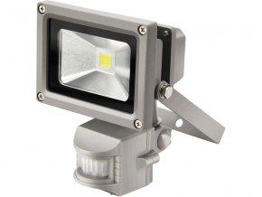 reflektor LED s pohybovým čidlem, 800lm, EXTOL LIGHT