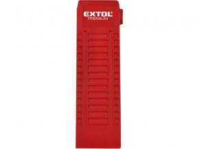 klínrozevírací, nylonový, rozměry (d/š/tl.): 245x75x40mm, nylon, EXTOL PREMIUM