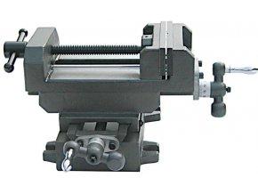 KS-125P - Křížový strojní svěrák  + Dárek dle vlastního výběru