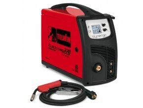 ELECTOMIG 220 SYNERGIC 400V svářečka CO2