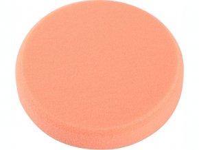 kotouč leštící pěnový T40, oranžový,∅150x30mm, suchý zip