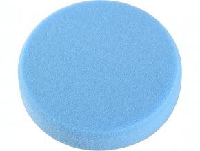 kotouč leštící pěnový T60, modrý,∅150x30mm, suchý zip