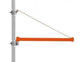 Stěnové otočné rameno WSA 1000-750-2