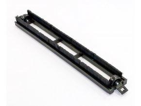 Násada s kartáčem pro hubici na podlahu, š. 28 cm