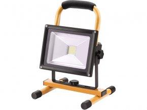 reflektor LED nabíjecí s podstavcem, 1400lm