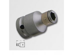 """Hlavice 1/2"""" na bity 14mm do sady H4340"""