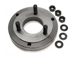 Příruba pro sklíčidlo 125 mm pro TU 2404/2406 (3 díry)