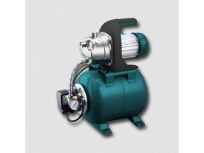 Elektrické proudové čerpadlo s tlakovou nádobou 1200W JGP120035C INOX