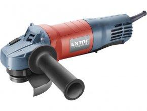 EXTOL PREMIUM 8892025 - úhlová bruska s pádlovým vypínačem 900W