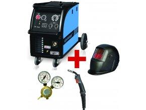 KIT 2200 standard+hořák+ventil + kukla