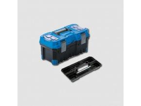 Box plastový s organizérem 240x258x496mm TITAN PLUS