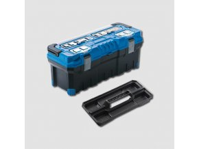 Box plastový s organizérem 304x300x752mm TITAN PLUS